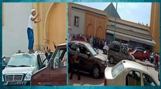 توقيف شخص دعا لفتح المساجد لأداء صلاة الجمعة