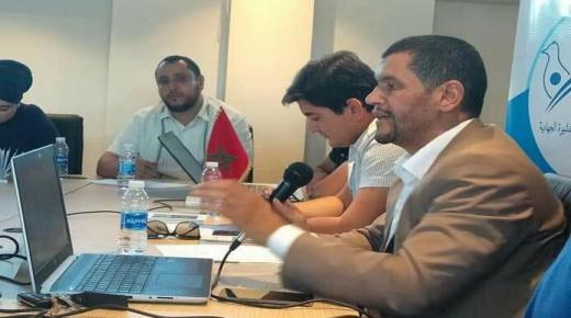 """"""" آيت بنعلي """" مديرا جديدا للمركز الإستشفائي بإنزكان"""