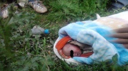 مؤلم .. العثور على رضيع حديث الولادة داخل حديقة بسيدي يوسف