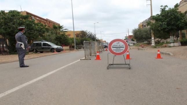 ايقاف موظفين جماعيين بمراكش كانا في طريقهما لمدينة أكادير
