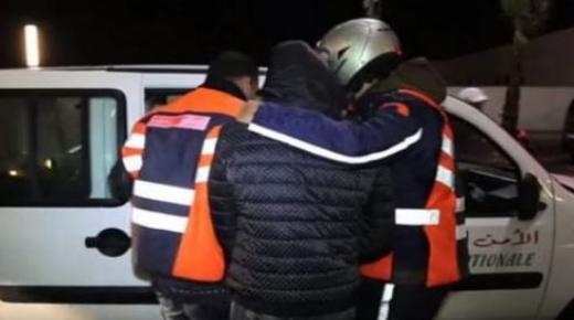 مقدم شرطة يوقف معتدين على سيدتين في بيوكرى