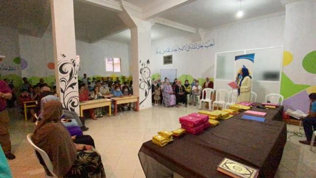 جمعية الأمل والأمان تقيم حفلا للمتفوقين في إنزكان