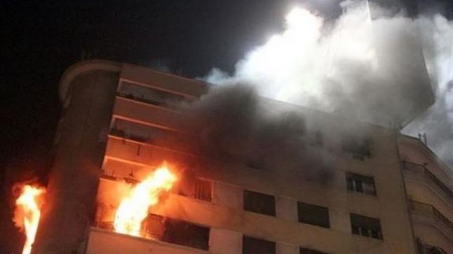نشوب حريق داخل شقة يودي بحياة شاب في تزنيت