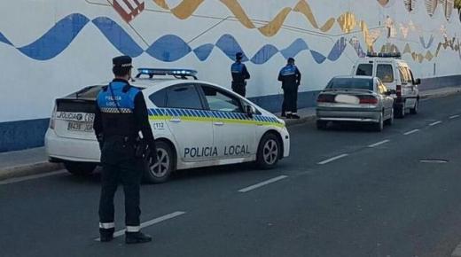 اعتقال مغربية بمليلية المحتلة بسبب التخلي عن طفليها أمام مركز للشرطة