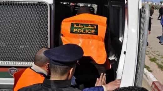 """""""كالوشا"""" يقع في شباك الأمن بأولاد تايمة بتهمة الاتجار في المخدرات"""