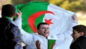 المنتخب الجزائري يحرز لقبه الثاني بعد تغلبه على السنيغال