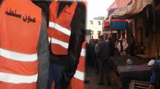 الإعتداء على عون سلطة يفضي للإعتقال شخص في تزنيت