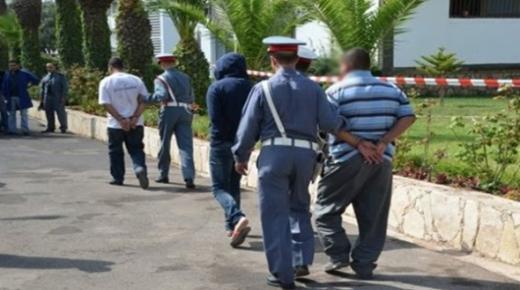 اعتقال زعيم شبكة مخدرات