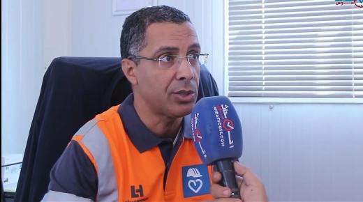 فيديو : بداية أشغال ورش أكبر معمل للإسمنت نواحي تارودانت
