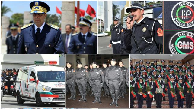 الأمن الوطني.. شرطة مواطنة في خدمة المغاربة منذ 63 سنة(بلاغ)