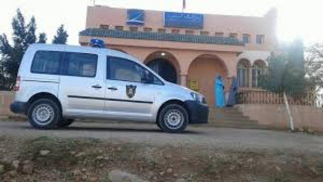 """"""" لايف """" على الفيسبوك يسبب إعتقال 4 شبان بشيشاوة"""