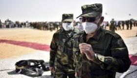"""الجبهة الوهمية تعلن وفاة ما يدعى بـ """"وزير الأمن والتوثيق"""" عبد الله لحبيب البلال بسبب الوباء."""