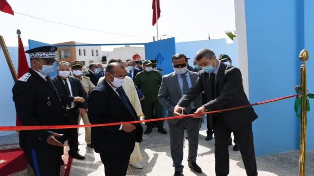 افتتاح مقر جديد للشرطة القضائية بعمالة انزكان ايت ملول