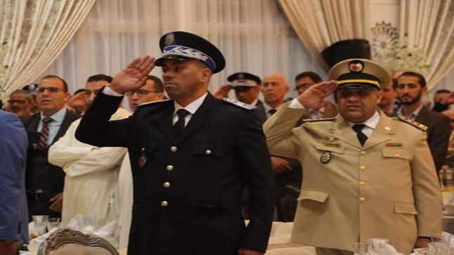 بالفيديو،  المنطقة الأمنية لإنزكان تخلد الذكرى 63 لتاسيس الأمن الوطني