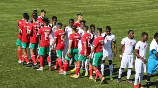 أشبال السلامي يغادرون الألعاب الإفريقية من الدور الأول