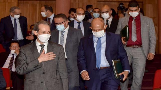رئاسة النيابة العامة والدرك الملكي يعززان التواصل لتجويد خدمات العدالة المقدمة للمرتفقين