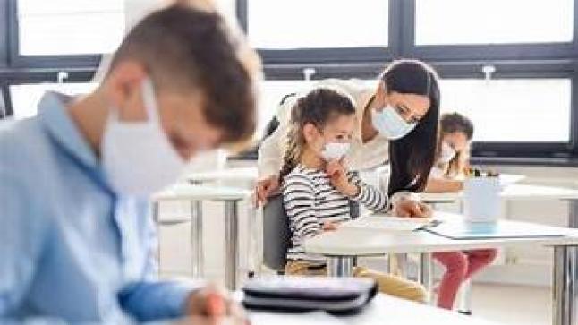 دراسة:المؤسسات التعليمية التي تحترم الاجراءات الاحترازية لا ينتشر فيها فيروس كورونا بشكل سريع