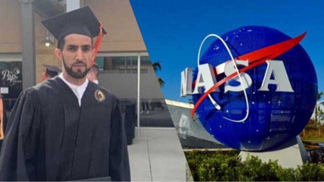 """هشام بودي ابن مدينة كلميم ، قصة نجاح من مياوم في ميناء أكادير إلى مهندس في وكالة """"ناسا"""""""