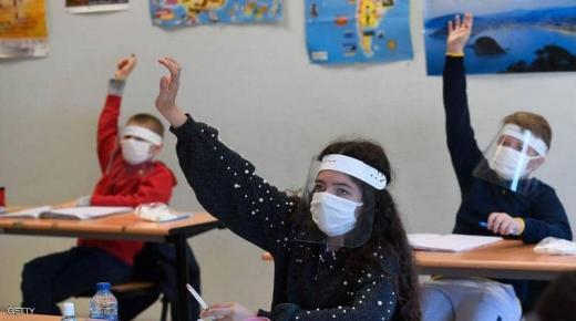 الموجة الوبائية تثير مخاوف من تعثر تحصيل التلاميذ في المدارس العمومية