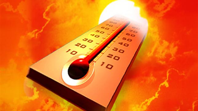 ابتداء من الغذ حرارة مرتفعة بعدد من مدن المملكة وأكادير من ضمنها