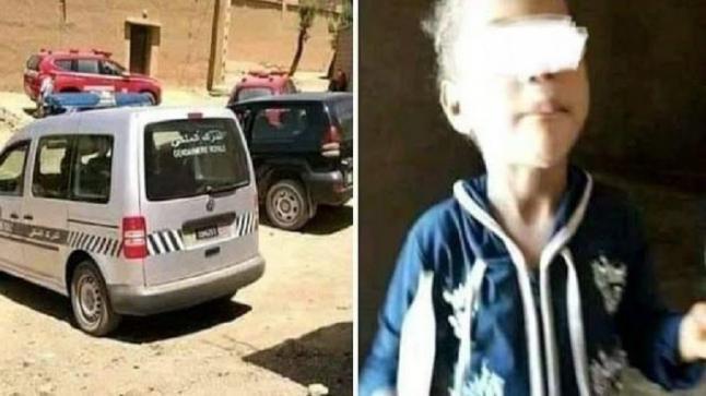 بعد فراره من زاكورة .. اعتقال قاتل الطفلة نعيمة