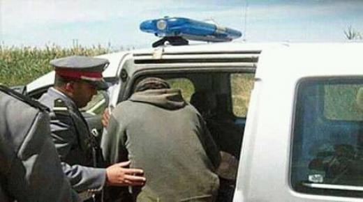 درك الكردان يشن حملة أمنية واسعة النطاق بجماعة الكدية البيضاء ضواحي أولاد تايمة