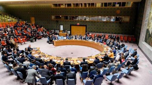 رسميا.. مجلس الأمن يمدد ولاية بعثة المينورسو لمدة سنة