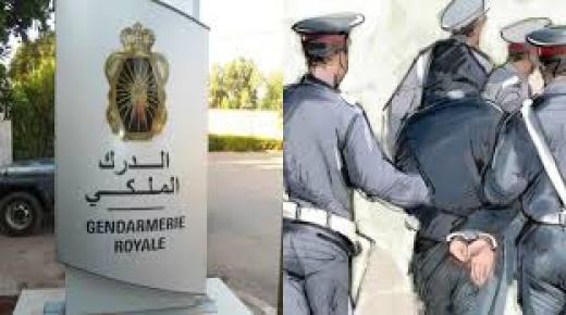 عاجل..مواطنون باولاد تايمة يلقون القبض على شخصين متلبسين بالسرقة