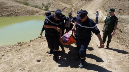مأساة : غرق شاب بحوض مائي داخل ضيعة فلاحية