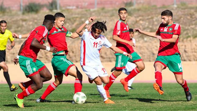 المنتخب المغربي لأقل من 17 سنة يواصل استعداداته لكأس أفريقيا للفتيان