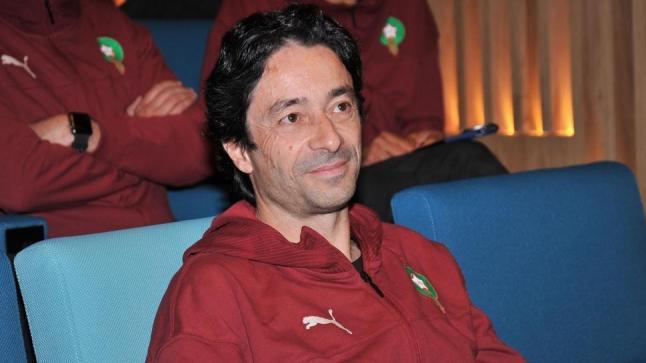 إعفاء البرتغالي جواو أروزو من تدريب المنتخب الوطني المغربي لأقل من 20