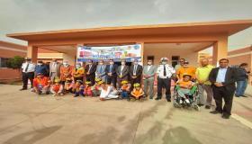 بيوكرى تحتفي بالدورة 6 لأسبوع الأمم المتحدة العالمي للسلامة الطرقية