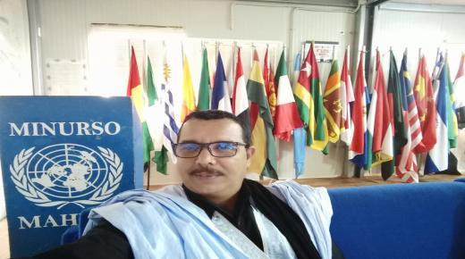 محمد زويكة رئيس المنظمة الدولية لدعم الحكم الذاتي يرفع برقية تهنئة إلى صاحب الجلالة الملك محمد السادس بمناسبة عيد الأضحى المبارك.