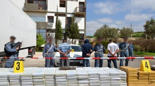 """تهمة تهريب المخدرات تجر """"كولونيلات"""" إلى القضاء"""
