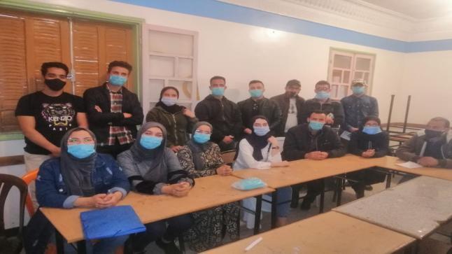 تأسيس المكتب المحلي للمنظمة المغربية للاغاثة والانقاذ بأولادبرحيل