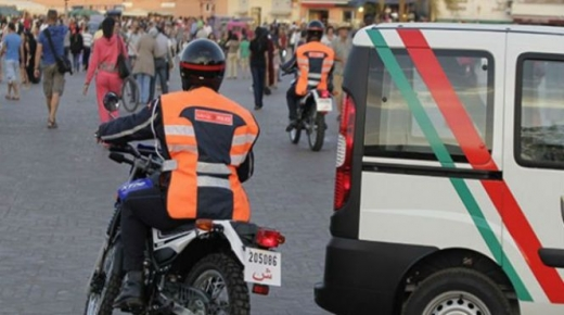 اكادير : توقيف شخصين ارعبا ساكنة بنسركاو بسرقة المحلات وأعتراض سبيل المارة