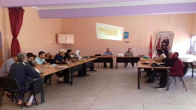 تدبير أقسام التعليم الأولي محور لقاء موسع بمديرية شيشاوة