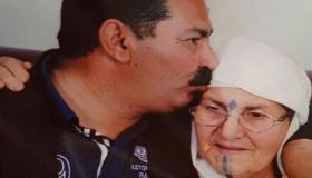 """تعزية في وفاة والدة ضابط الأمن """" عبد الواحد الحردة """""""