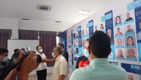 الأحرار يطلق حملته الانتخابية للغرف المهنية بدائرة أكادير إداوثنان