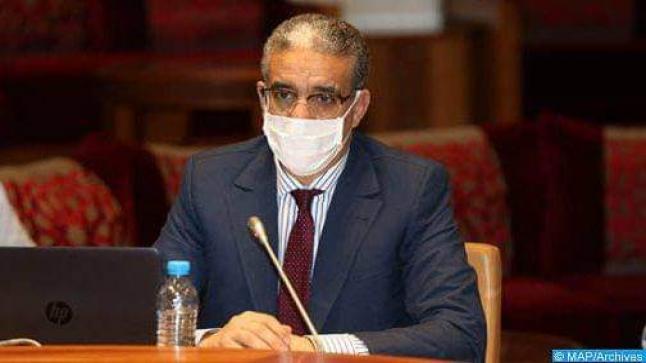 عاجل :إصابة الوزير عزيز رباح بفيروس كورونا كوفيد 19