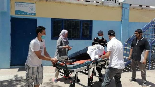 اعتصام داخل مقر جمعيتي حماية ورعاية الصم وأرض الأطفال بأكادير بسبب قرار للإخلاء