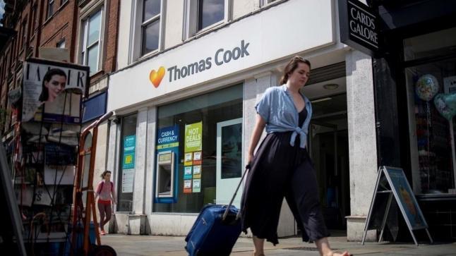 """بريطانيا: شركة """"توماس كوك"""" السياحية تعلن إفلاسها و مستجدات عن مصير السياح من اكادير"""