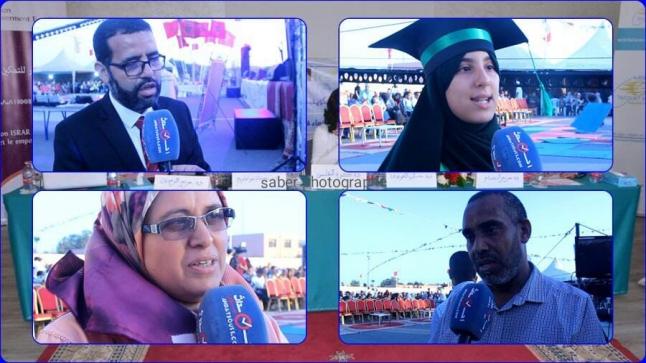 فيديو : جماعة القليعة تحتفي بمتفوقيها في حفل تربوي بهيج