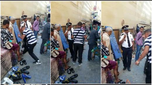 توضيح من مديرية الحموشي بعد التفاعل مع شريط فيديو يتهم فيه شخص شرطيا بالاعتداء عليه