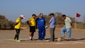 جمعية بايت بوبكر بجماعة سيدي بورجا تسدل الستار على الدوري المحلي بها.