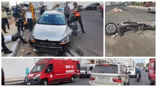 إعتداء على شرطي يقود لإعتقال عصابة إجرامية بأكادير