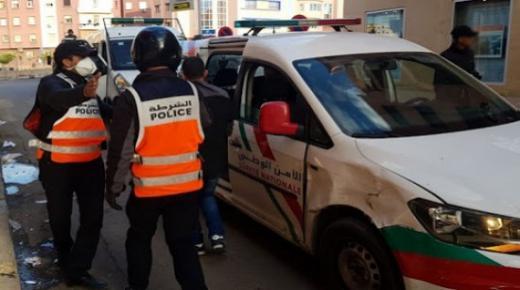 توقيف أربعة أشخاص متورطين في سرقة إقامة رئيسة بعثة دبلوماسية أجنبية معتمدة بالمغرب