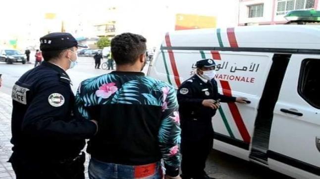السلطات الأمنية تقوم بدوريات في مختلف مدن المملكة لفرض ارتداء الكمامة وتحرر غرامات في حق المخالفين