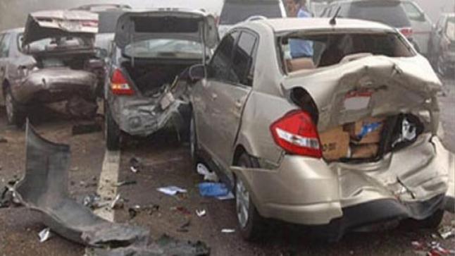 14 قتيلا و 1985 جريحا حصيلة حوادث السير بالمناطق الحضرية خلال الأسبوع الماضي
