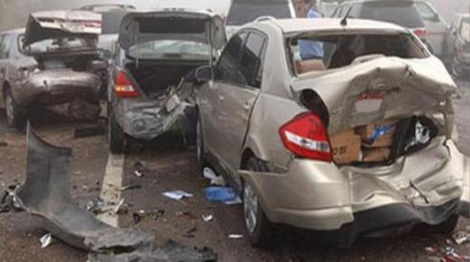 16 قتلى و1914 جريحا حصيلة حوادث السير بالمناطق الحضرية خلال الأسبوع الماضي